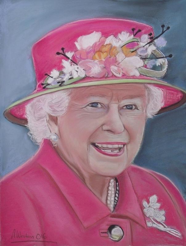 Elizabeth II par western61